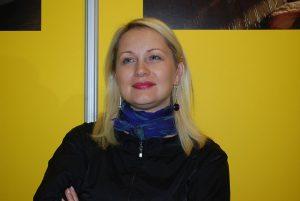 Žurnalistė Kristina Toleikienė