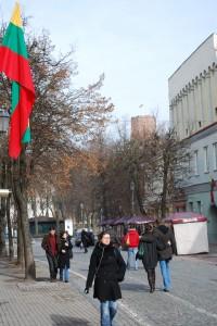 2009 m. kovo 11 d. Gedimino pilis. Vilnius