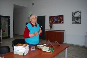 Dzūkijos žolininkė Ona Zakarauskienė