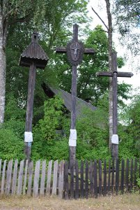 Kryžiai Zervynuose