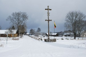 Vasario 16-oji Darželių kaime, 2009 m., Varėnos r.