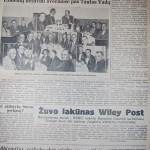 1935 m. dienraštis oficiozas Lietuvos aidas