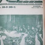 1932 m. žurnalas Naujoji Romuva