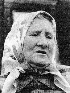 Dainininkė Ona Pašukonytė-Jauneikienė 1967 metais