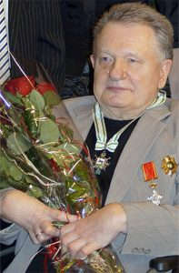 Rašytojas Jonas Mačiukevičius – Raseinių garbės pilietis
