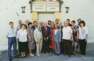 Šalčininkų baltarusiai puoselėja savo tautines tradicijas