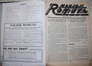 Žurnalas Naujoji Romuva