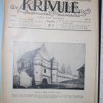 Iliustruotas žurnalas Krivulė