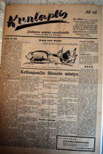 Satyrinis laikraštis Kuntaplis