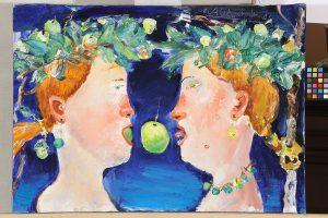 Pažinimo vaisius arba obuolių metai